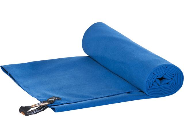 Sea to Summit Drylite Serviette pour chien Antibactérien XL, cobalt blue